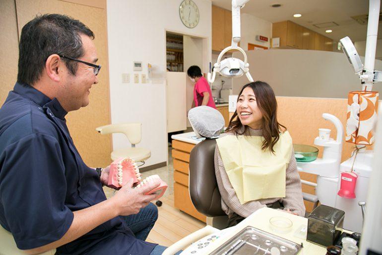 ふたば歯科医院の診療理念